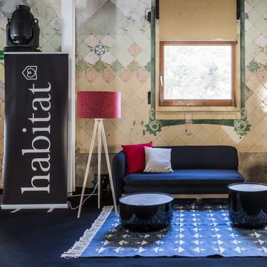 Los cuatro ambientes de Habitat en la pasarela 080 Barcelona Fashion