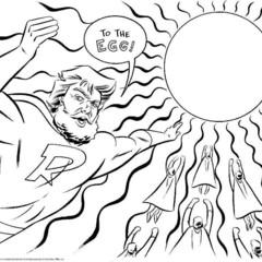 Foto 11 de 23 de la galería bored-to-death-comics en Espinof