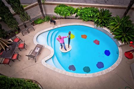 Las 7 piscinas m s curiosas del verano for Que piscina es mejor