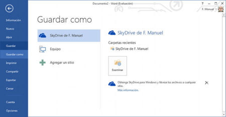 Se alquila Office, razón Microsoft