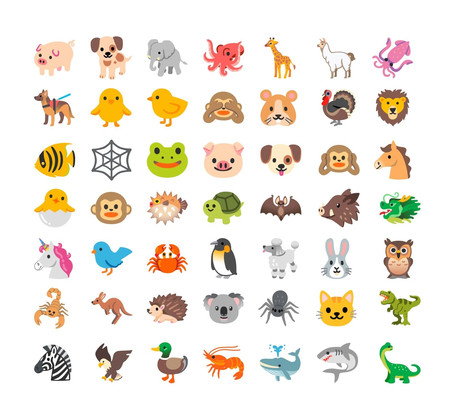 Emojis Android-OS 11