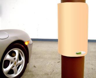 Bandguard y olvídate de rozar tu coche con las columnas