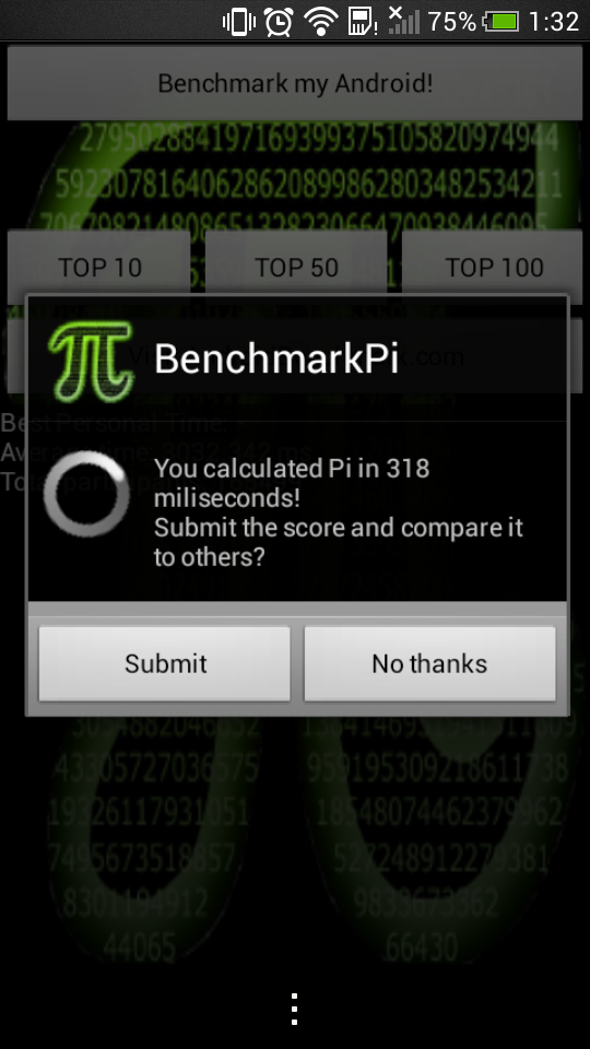Foto de Benchmarks HTC Desire 601 (3/11)
