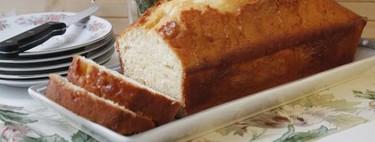 Pan de limón, receta de bizcocho fácil y deliciosa