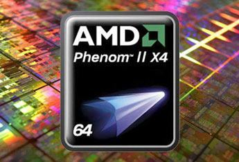 AMD Phenom II logo
