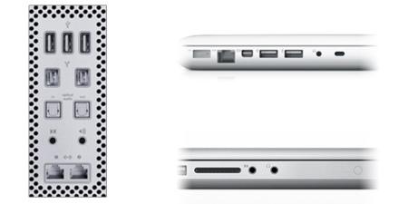 Conectores Mac