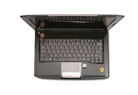 Portátil Acer Ferrari 1100