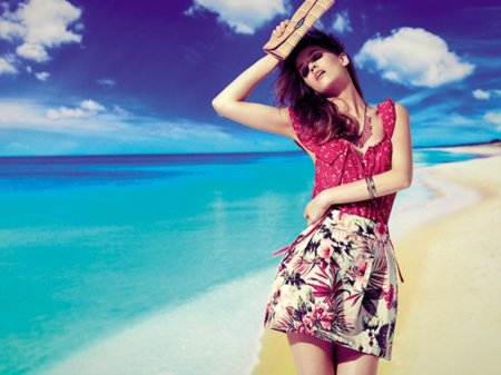 Campaña Stradivarius Verano 2011: prendas para todos los estilos