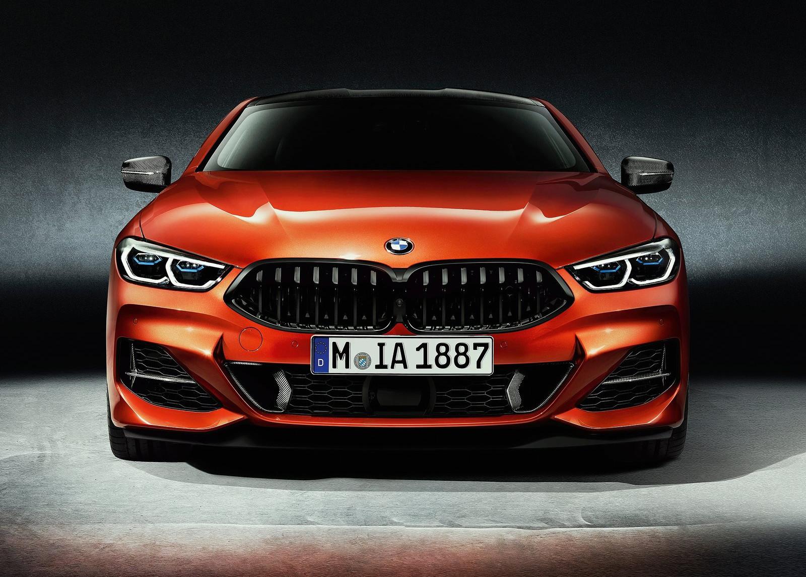 Foto de BMW Serie 8 (34/57)