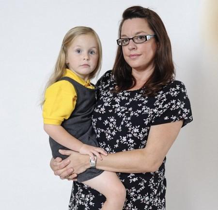 Mentirle al pediatra como última opción para salvar la vida de tu hija