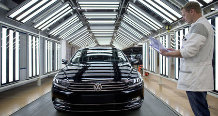 Volkswagen presenta un 2.0 TDI con turbo eléctrico