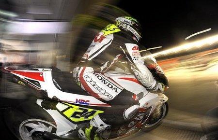 Toni Elías se sube hoy a la BMW S1000RR de superbikes