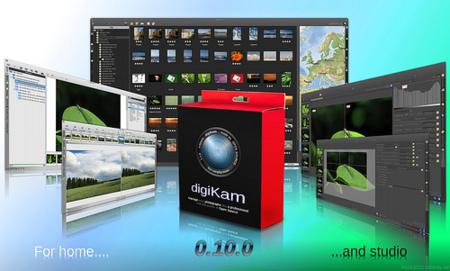 digiKam 0.10: por fin soporte para KDE4 y muchas novedades más