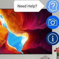 ¿Cómo quedará la tele nueva en el salón? Sony quiere que lo pruebes con su nueva app de realidad aumentada Envision TV