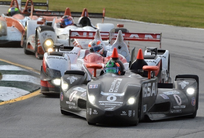 DeltaWing ALMS 2014