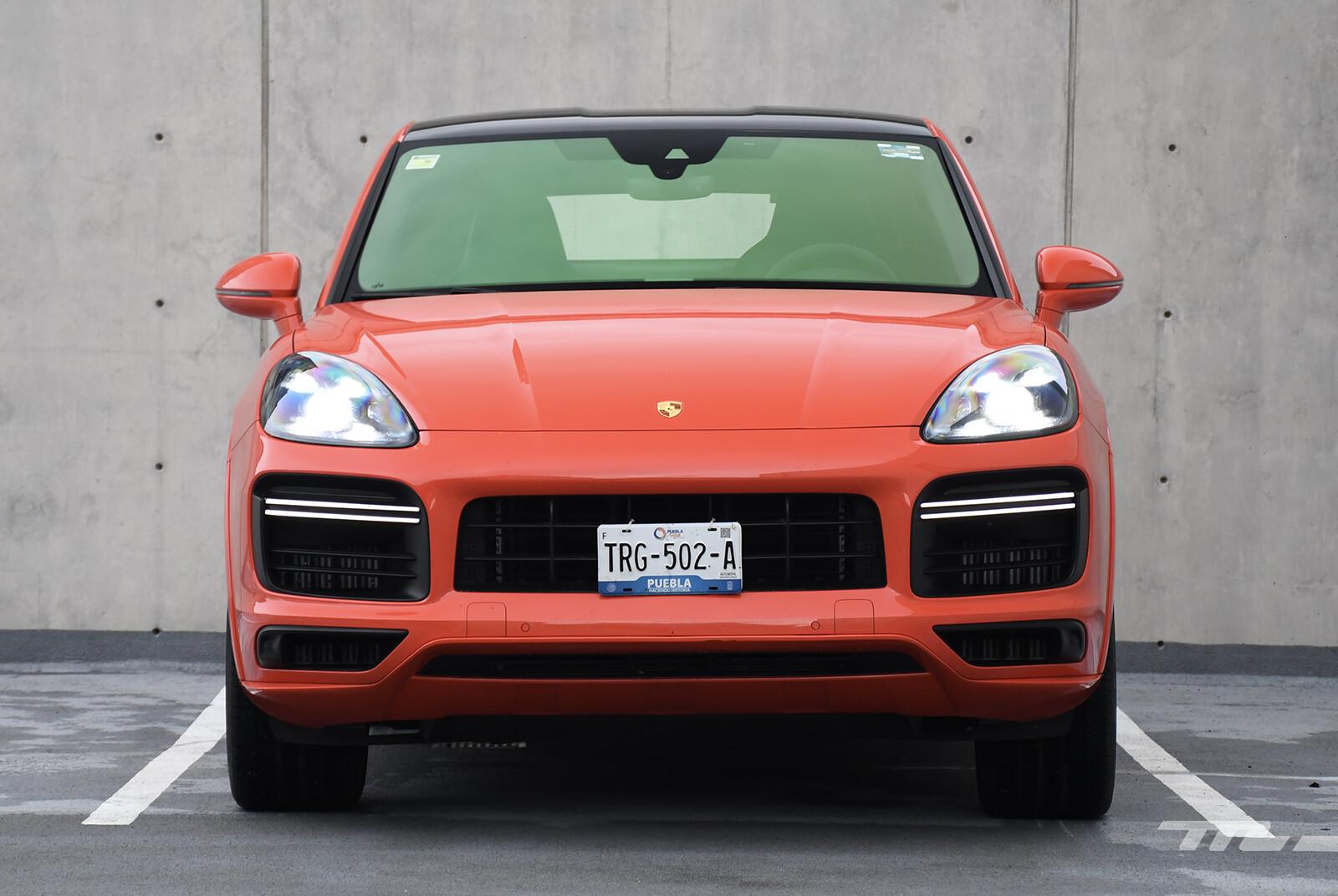 Foto de Porsche Cayenne Turbo Coupé (prueba) (10/28)