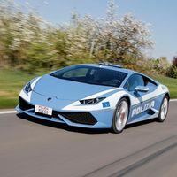 Lamborghini Huracán, el más nuevo miembro de la Patrulla de Carreteras Italiana