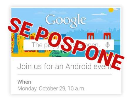 "Google pospone el evento ""The playground is open"" por el huracán Sandy"