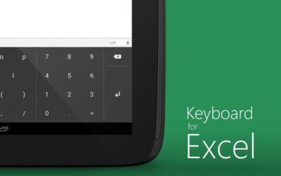 Microsoft lanza su propio teclado virtual para Android con pad numérico y tabulador