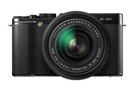 Fujifilm X-A1, llega el modelo más sencillo de la serie X