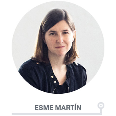 Esme Martin Muroexe Fundadora