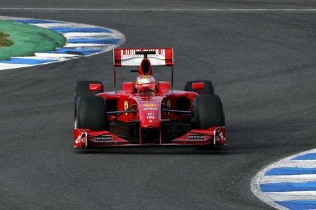 Sergio Pérez y Jules Bianchi se enfrentarán en unos tests con el Ferrari F60 en septiembre