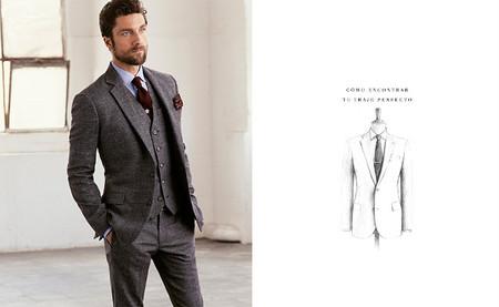 HE by Mango nos ayuda a encontrar y lucir el traje perfecto