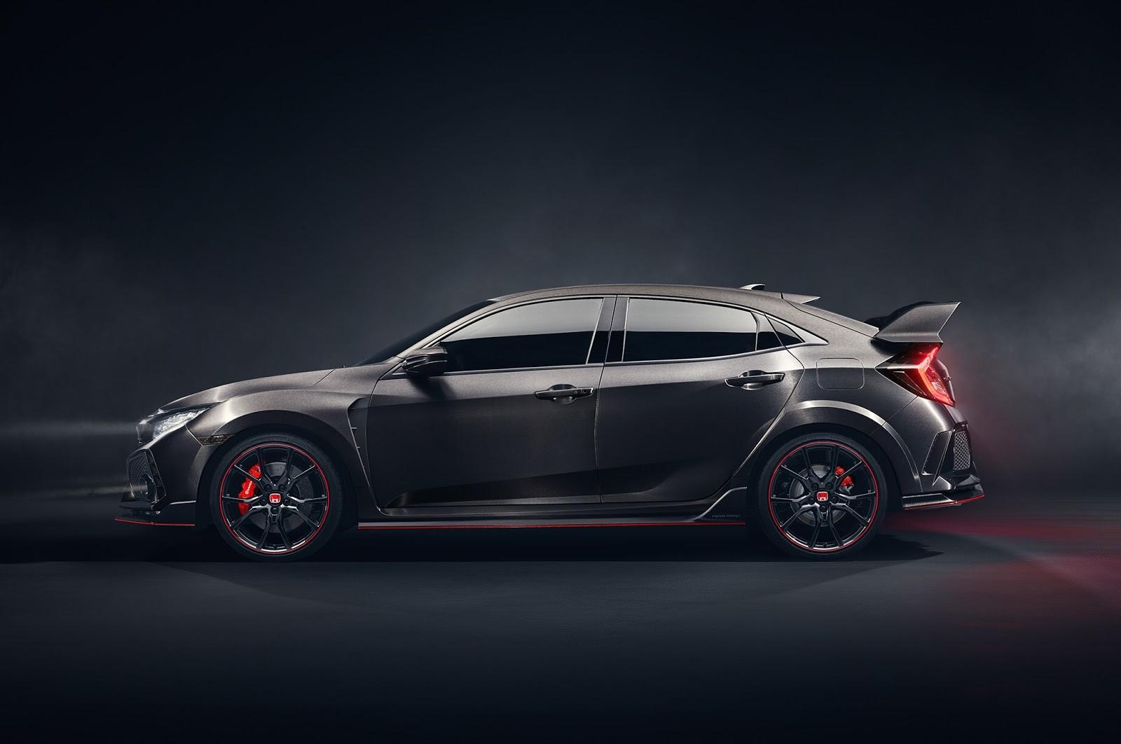 Foto de Honda Civic Type R Concept (6/8)