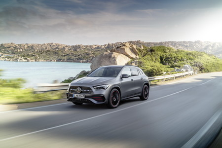 Mercedes Benz Gla 2021 4
