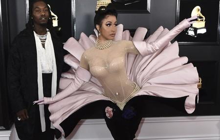 Cardi B, la primera mujer en ganar un Grammy al Mejor Álbum de Rap, se sincera sobre la depresión postparto