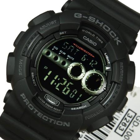 Casio G-Shock GD-100-1BER con un 30% de descuento