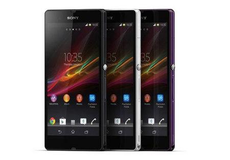 Sony Xperia Z puede tomar 999 fotos en 68 segundos