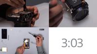 Montando una despiezada Sony RX1, la compacta Full Frame de Sony