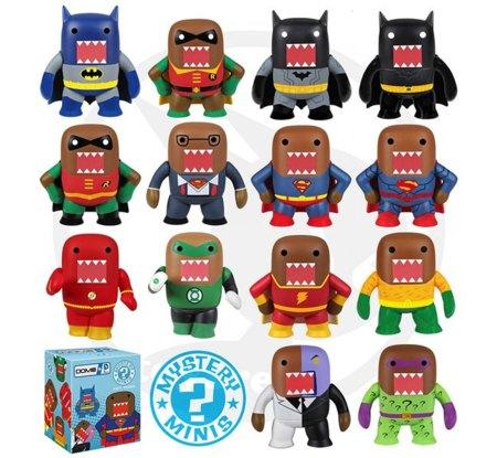 Figuras de vinilo de DC Comics