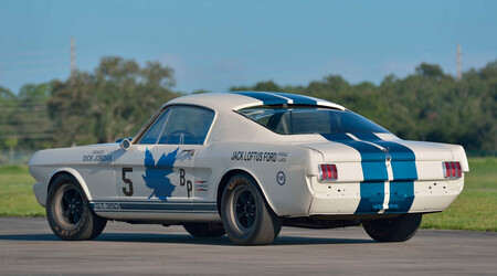 Ford Mustang Shelby Gt350r 3