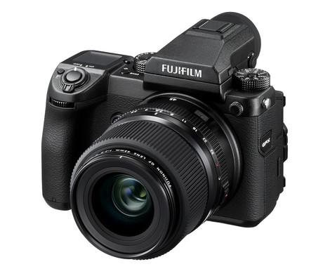 Fujinon Gf45 Gfx 50s