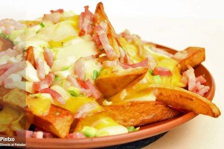 Avalancha de patatas. Receta