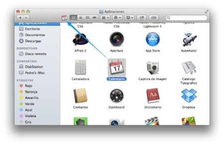 OS X Mavericks, Finder