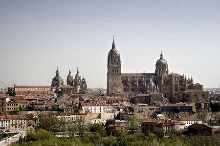Salamanca, la ciudad de los estudiantes