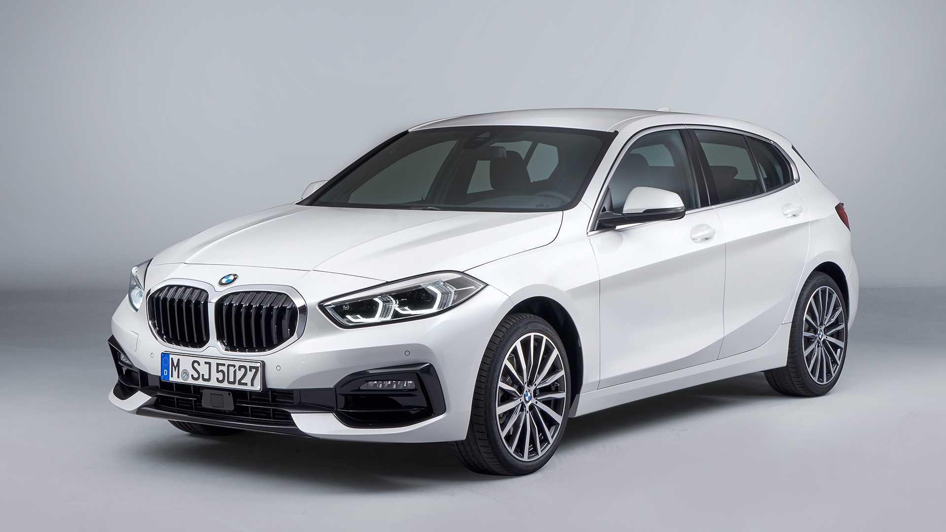 Foto de BMW Serie 1 2020 (49/66)