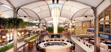 El restaurante que más visitas atrae a día de hoy se llama El Nacional, y está en Barcelona