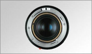 Lentes Objetivos Leica con codificación para identificarlas
