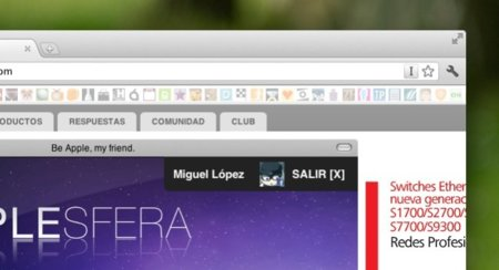 Google Chrome 14, listo para OS X Lion
