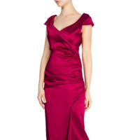 Vestido Rojo Coast
