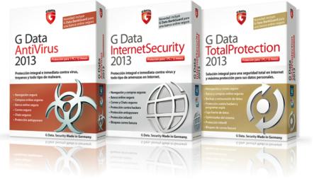 GData renueva sus soluciones de seguridad con la generación 2013