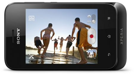 Sony Xperia tipo, Smartphone de acceso con opción Dual SIM
