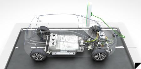 esquema coche electrico renault zoe