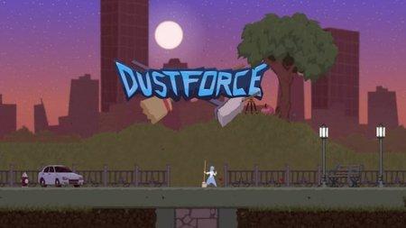 """'Dustforce'. """"Si yo tuviera una escoba"""", versión videojuego"""
