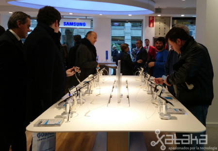 Samsung tienda