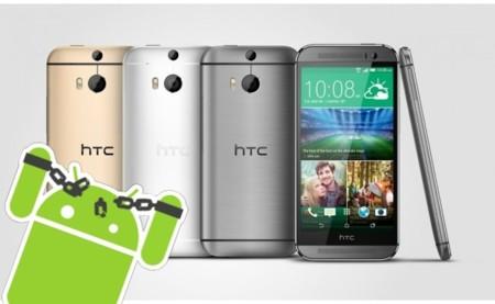 HTC One (M8) rooteado antes de su salida al mercado gracias a la utilidad WeakSauce root
